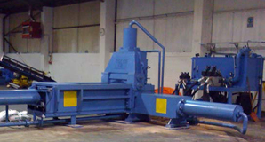 used recycling machines